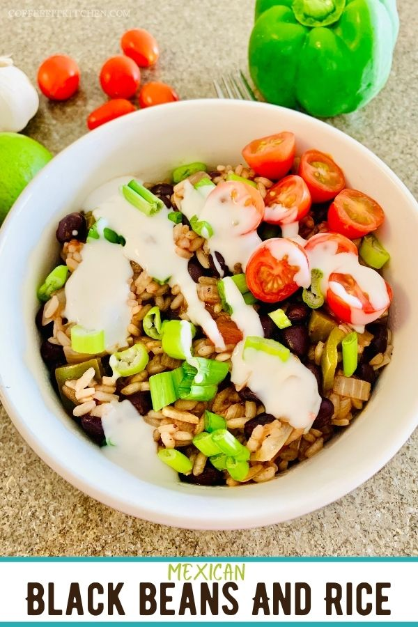 Mexican Black Beans and Rice