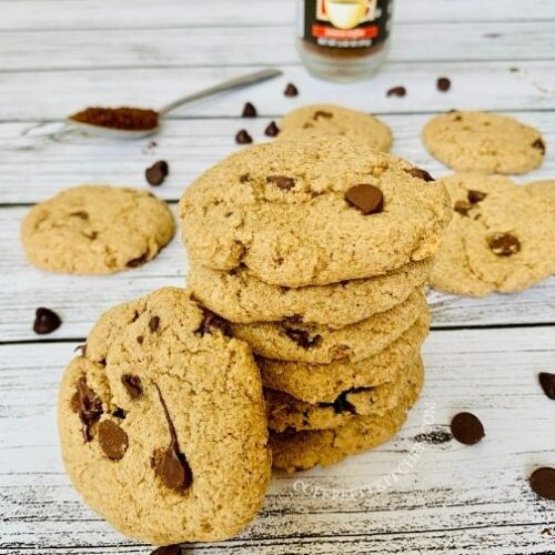 Healthy Whole Wheat Cookies